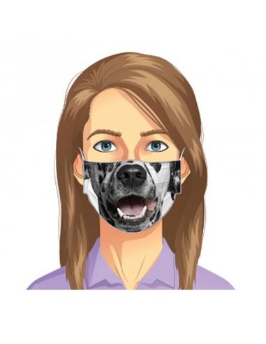 Mask - Pattern Animals
