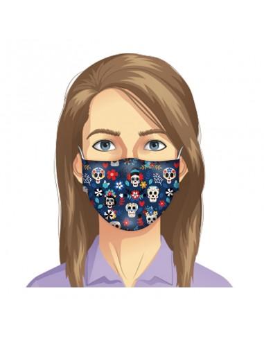 Mask - Día de Muertos